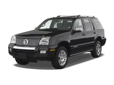 2010 Mercury Mountaineer Reviews And Rating
