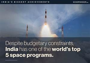 Here Are Some Of India's Biggest Achievements To Remind ...