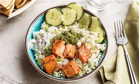 zoes kitchen cauliflower rice bowl keto