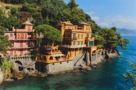 Portofino Picture by Portofino Italy Barefoot By Fillerup Clark