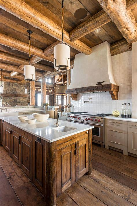 kitchen island rustic 10 kitchen remodeling styles home bunch interior design