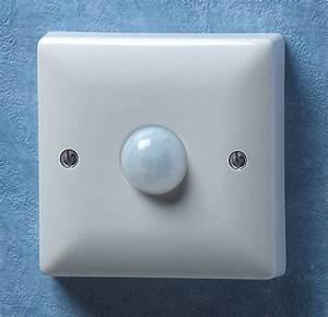Pir Occupancy Light Switch