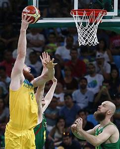Australian men's basketball team the Boomers beat ...