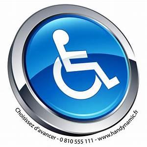 Autocollant Personnalisé Pour Voiture : autocollant pictogramme handicap pour voiture handicap ~ Voncanada.com Idées de Décoration