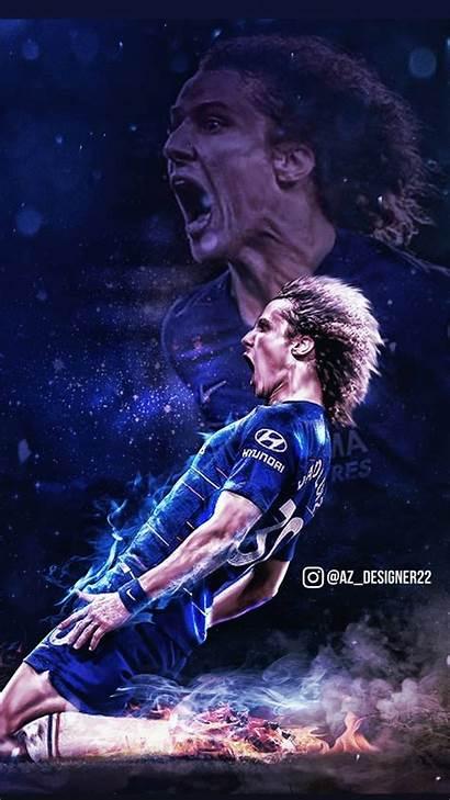 Chelsea Luiz David Cfc
