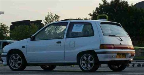 Daihatsu Charade For Sale by Daihatsu Charade Gtti Car For Sale