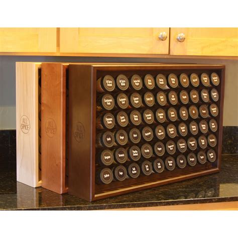 Cooks Spice Rack by The Allspice Spice Rack Available On And Www