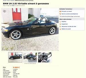 2cv A Vendre Le Bon Coin : le bon coin la pire annonce pour vendre une voiture un v ritable aimant gonzesses ~ Medecine-chirurgie-esthetiques.com Avis de Voitures