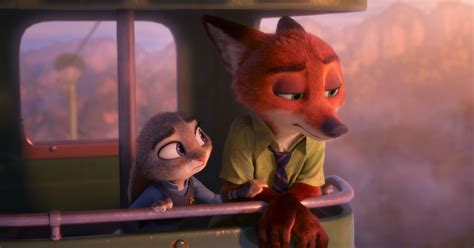 A City Guide To The Boroughs Of Zootopia
