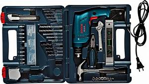 Bosch GSB 500 RE Power & Hand Tool Kit Price in India ...