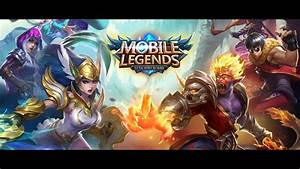Battling for glory - mobile legends bang!bang! - YouTube
