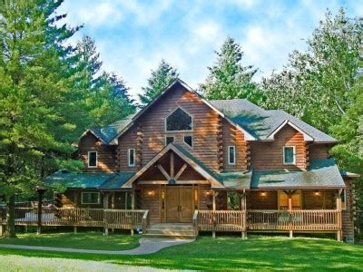 cabins in brown county eagles nest log home vacation rental in brown county indiana