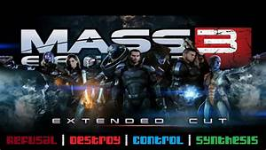 Mass Effect 3 Abrechnung : mass effect 3 extended cut all four full endings youtube ~ Themetempest.com Abrechnung