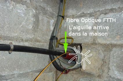 principe de la chambre ftth reportage photos installation fibre optique free dans