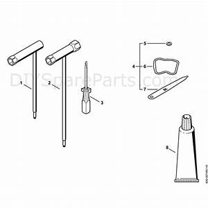Stihl Br 700 Backpack Blower  Br 700  Parts Diagram  T Tools
