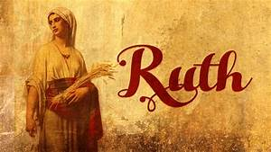 134 Finding the Love of Your Life (Book of Ruth) | Restitutio