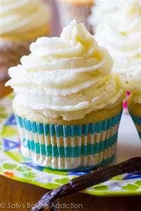 Homemade Vanilla Cupcakes Recipe