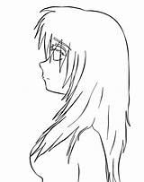 Sad Lineart Chann Xrii Deviantart sketch template