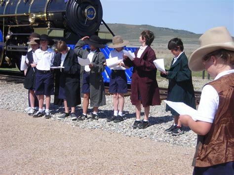 education golden spike national historical park national park
