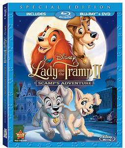 Lady And The Tramp Ii Scampu002639s Adventure Special