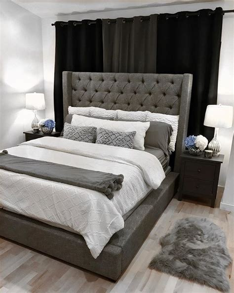 King Bed Decor Ideas by Sorinella Upholstered Bed In 2019 Products