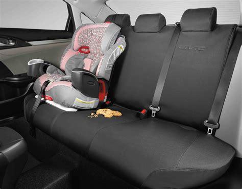 honda civic dr rear seat cover p tba