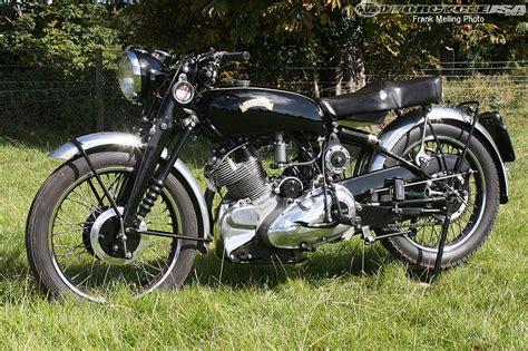 Memorable Motorcycle Vincent Comet 1950  Motorcycle Usa