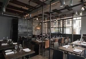 Industrial Style Shop : 13 restaurant interior design industrial ~ Frokenaadalensverden.com Haus und Dekorationen