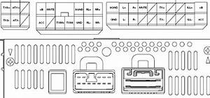 Old Pioneer Car Stereo Wiring Diagram