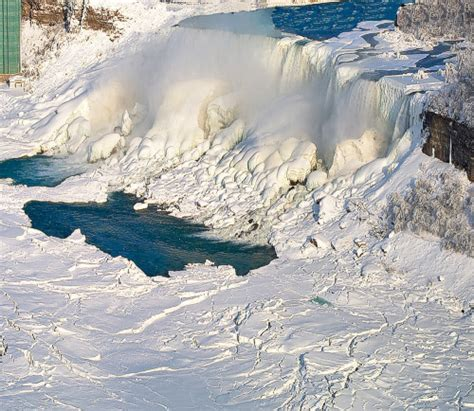 Niagara Falls Boat Ride Winter by 302 Found