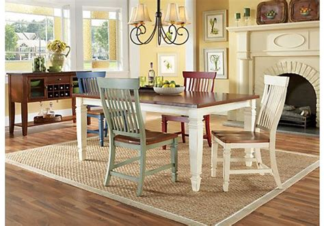 rooms to go farmhouse table 17 best images about dining tables on pinterest tables