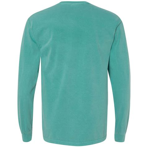 seafoam comfort colors comfort colors 6014 garment dyed heavyweight ringspun