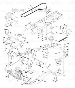 Craftsman Lt1000 Deck Belt Routing by Transmission Kevlar Drive Belt Fits Some Husqvarna Lth120