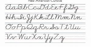 cursive handwriting should remain in schools american With documents written in cursive