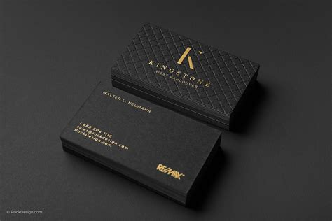 Luxury Realtor Triplex With Gold Foil Business Card Business Card Holder On Wall Keyring Organizer Standard Bleed Understated Ideas Lipstick Made In Usa Size Pixels Australia