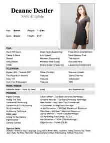 actor resume no experienceactor resume no experience resume format actor resume with no experience
