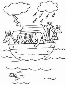 Arche Noah Basteln : kostenlose malvorlage szenen aus der bibel arche noah zum ausmalen ~ Yasmunasinghe.com Haus und Dekorationen