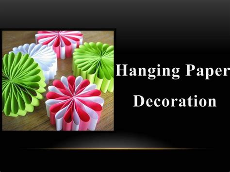 how to make hanging l with paper hanging cause of death origami 3d gifts
