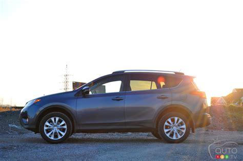 toyota rav awd limited car news auto