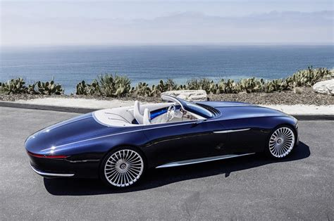 Mercedes-maybach 6 Cabriolet Revealed