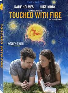 Touched With Fire DVD Release Date June 7, 2016