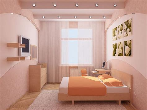 Дизайн маленькой спальни ТОП50 фото идей для интерьера