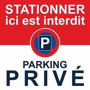 Les Places De Parking Handicapés Sont Elles Payantes : autocollants stationner ici est interdit car c 39 est un parking priv ~ Maxctalentgroup.com Avis de Voitures