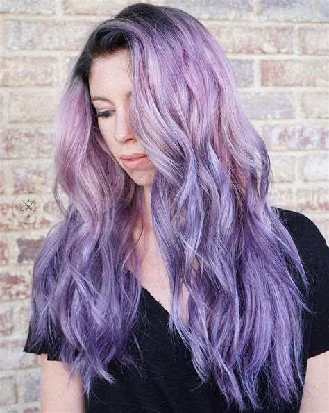 17 Best Ideas About Faded Purple Hair On Pinterest Dark