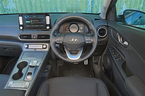 Maybe you would like to learn more about one of these? Hyundai Kona Electric interior   Autocar