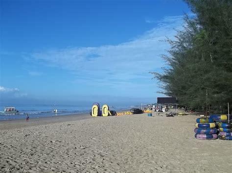 pantai manggar tempat wisata balikpapan  indah