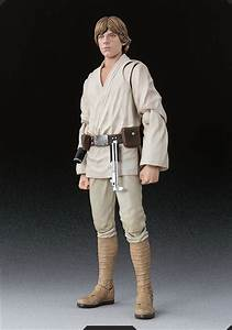 S.H. Figuarts Star Wars (A New Hope) Luke Skywalker ...