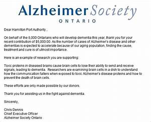 Donation to Alzheimer Society of Ontario | Hamilton Port ...