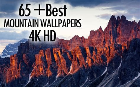 65 Best Mountain 4k Hd Wallpapers And Images Absolutely