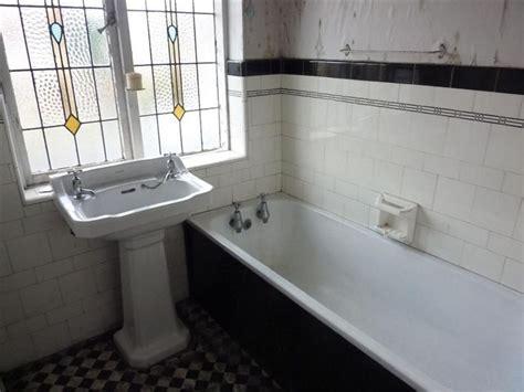 1930s bathroom design 80 best 1930s bathrooms images on